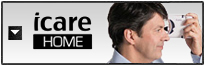 icare_HOME - アイケアHOME手持眼圧計 -